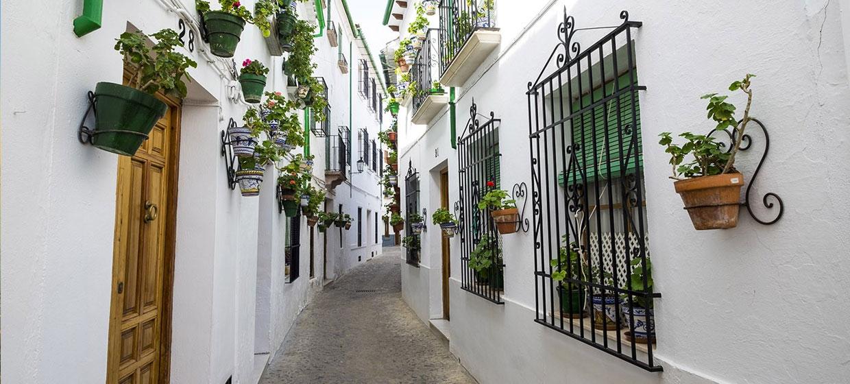 HOSPITALIDAD DE ANDALUCÍA PROFUNDA